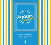 Love Live! Sunshine!! Aqours Club CD Set 2018 Limited Edition CD (Import)