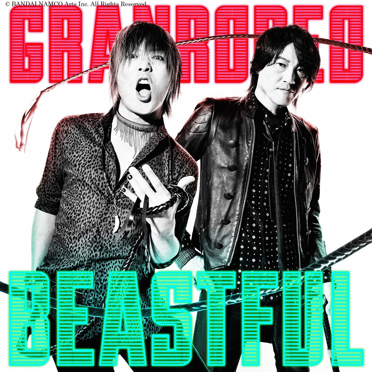 BEASTFUL Baki GRANRODEO CD (Import)