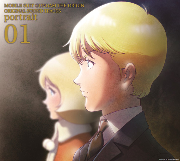 Mobile Suit Gundam THE ORIGIN Original Soundtrack 1 CD (Import)