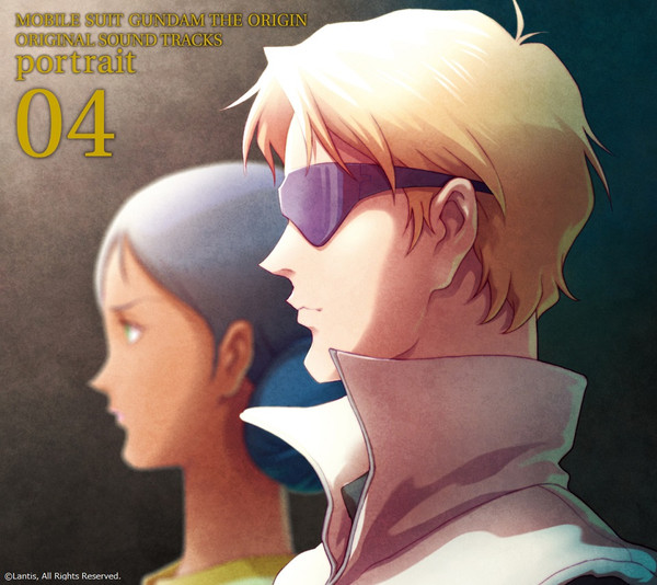 Mobile Suit Gundam THE ORIGIN Original Soundtrack 4 CD (Import)