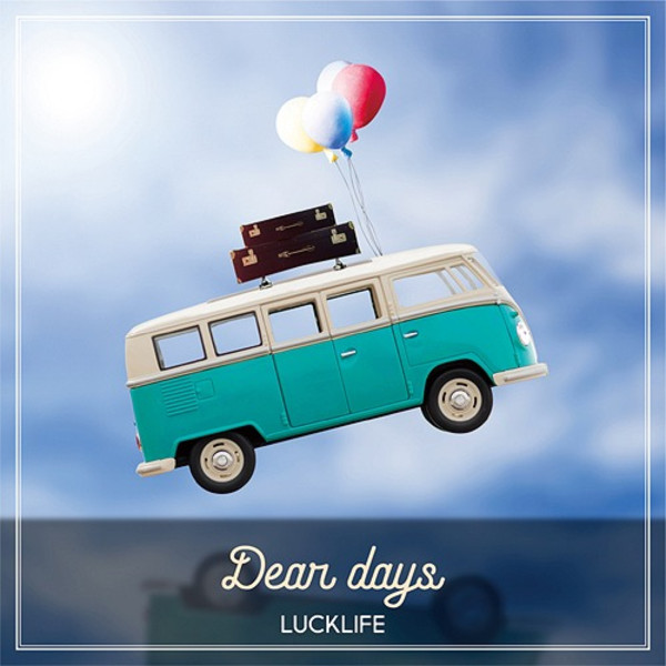 LUCK LIFE'S Second Major Label Album CD (Import)