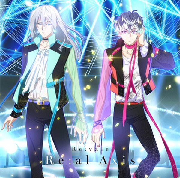 Re Al Axis Re Vale Idolish7 Standard Edition Cd Import