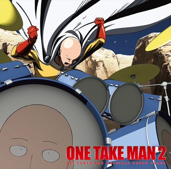 One-Punch Man 2nd Season Original Soundtrack CD (Import)
