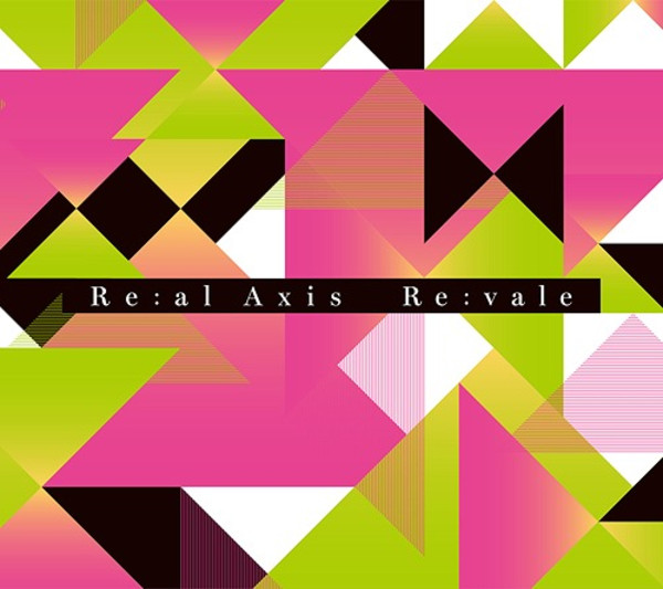 Re:al Axis Re:vale IDOLiSH7 Limited Edition CD (Import)