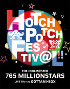 765 MILLIONSTARS HOTCHPOTCH FESTIV@L!! LIVE GOTTANI-BOX Ver The IDOLM@STER Blu-ray (Import)