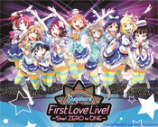 Aqours First LoveLive! Step! ZERO to ONE Love Live! Sunshine!! Memorial Box Blu-ray (Import)