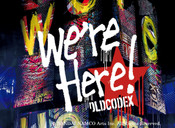 were Here Live OLDCODEX Blu-ray (Import)