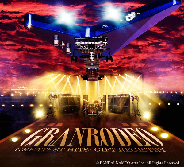 GRANRODEO GREATEST HITS GRANRODEO CD (Import)