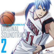 Kuroko's Basketball Original Soundtrack Volume 2 CD (Import)