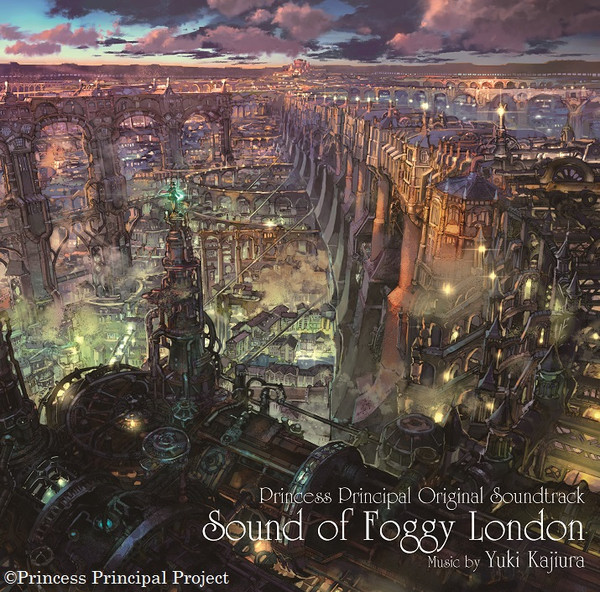 Sound of Foggy London Princess Principal Original Soundtrack CD (Import)