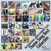 Kuroko's Basketball Theme Song Best Collection CD (Import)