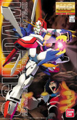 G-Gundam Model Kit: God Gundam Master Grade (1/100)
