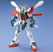 G-Gundam God Gundam MG Model Kit