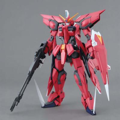 Gundam SEED Aegis Gundam Master Grade (1/100) Model Kit