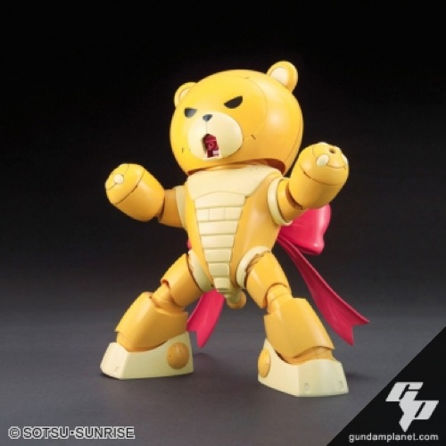 Gundam Build Fighters Model Kit: #05 Beargguy III High Grade (1/144)