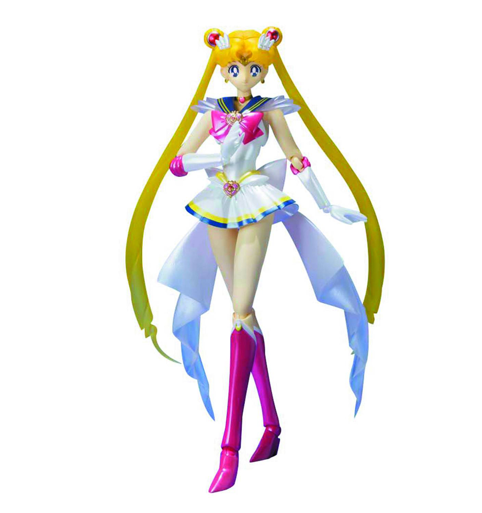 Super Sailor Moon Figure 4543112867162