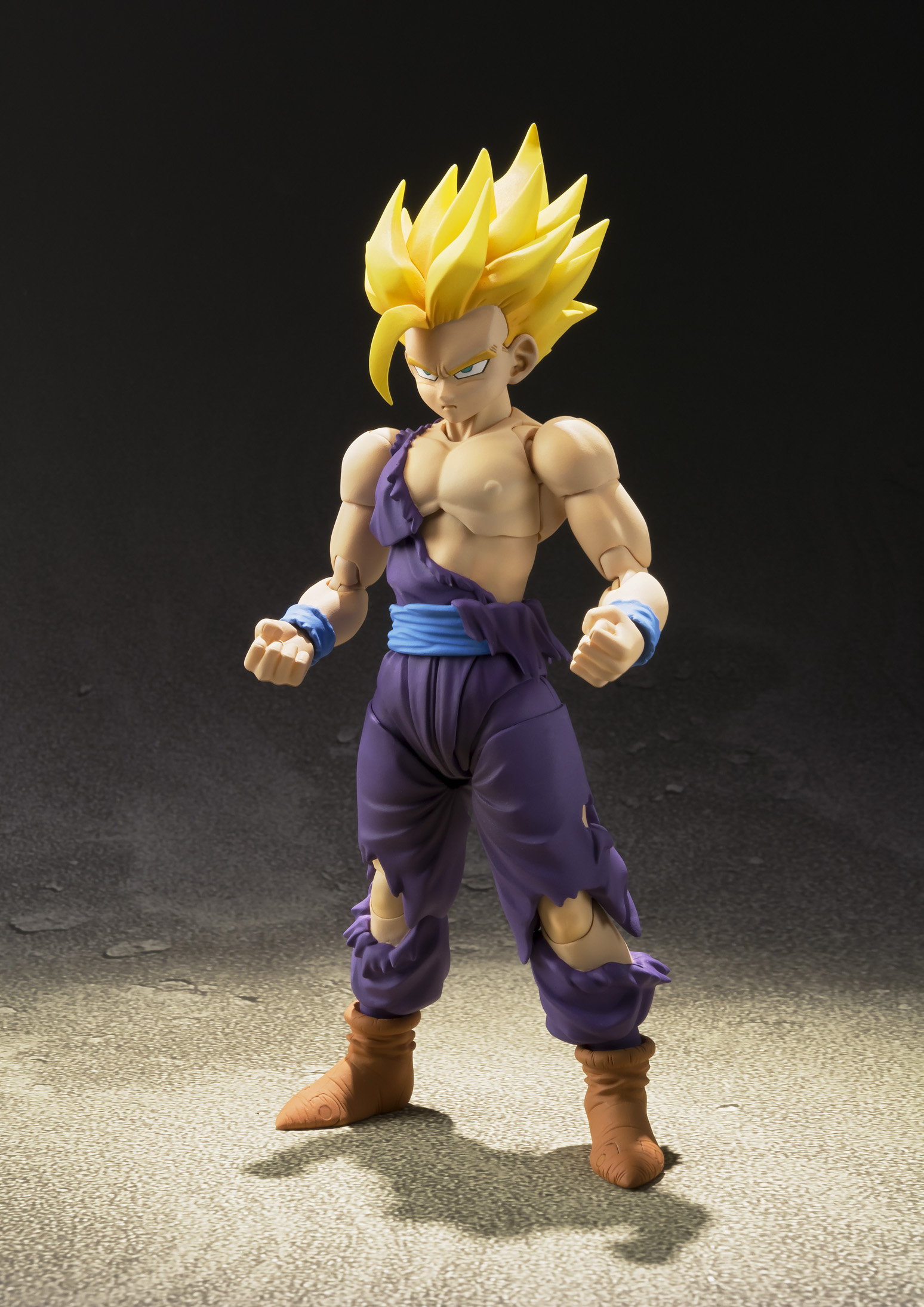 Super Saiyan Gohan Dragon Ball Z Figure 4543112934024