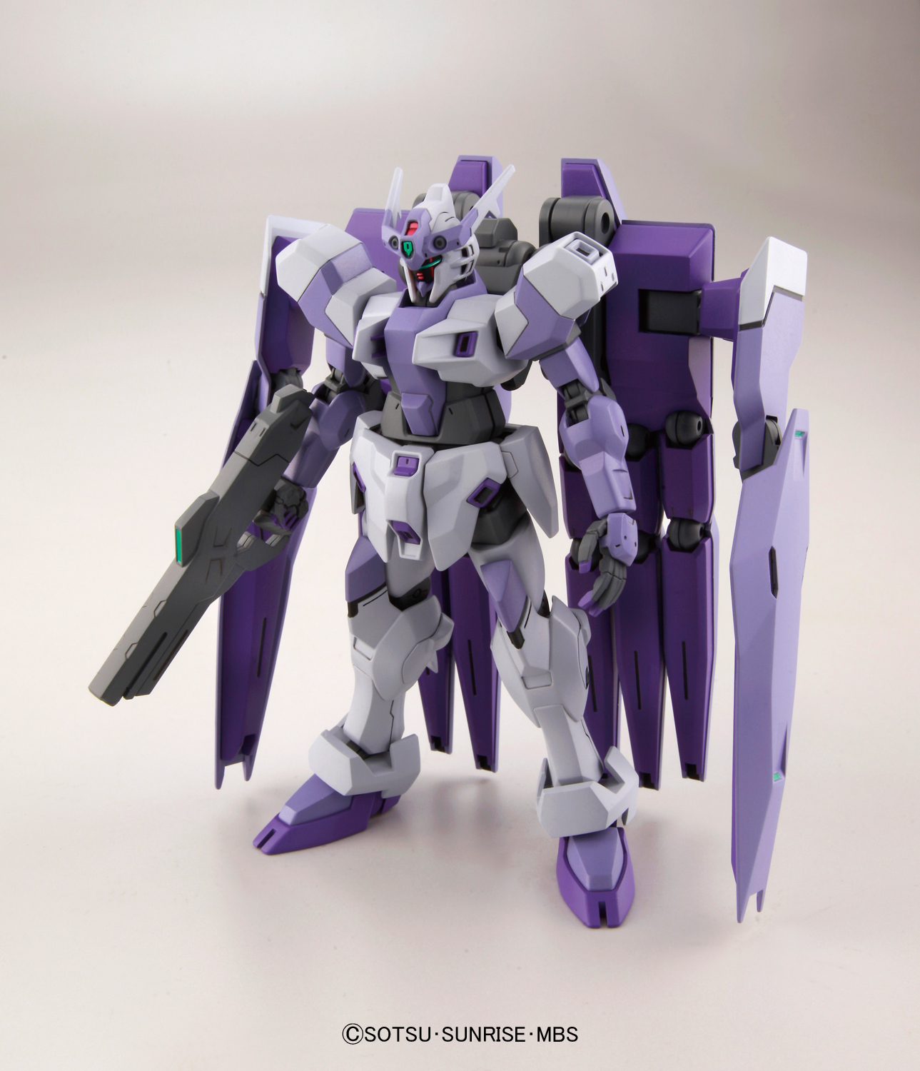Gaeon Gundam Reconguista in G HG Model Kit 4543112948670