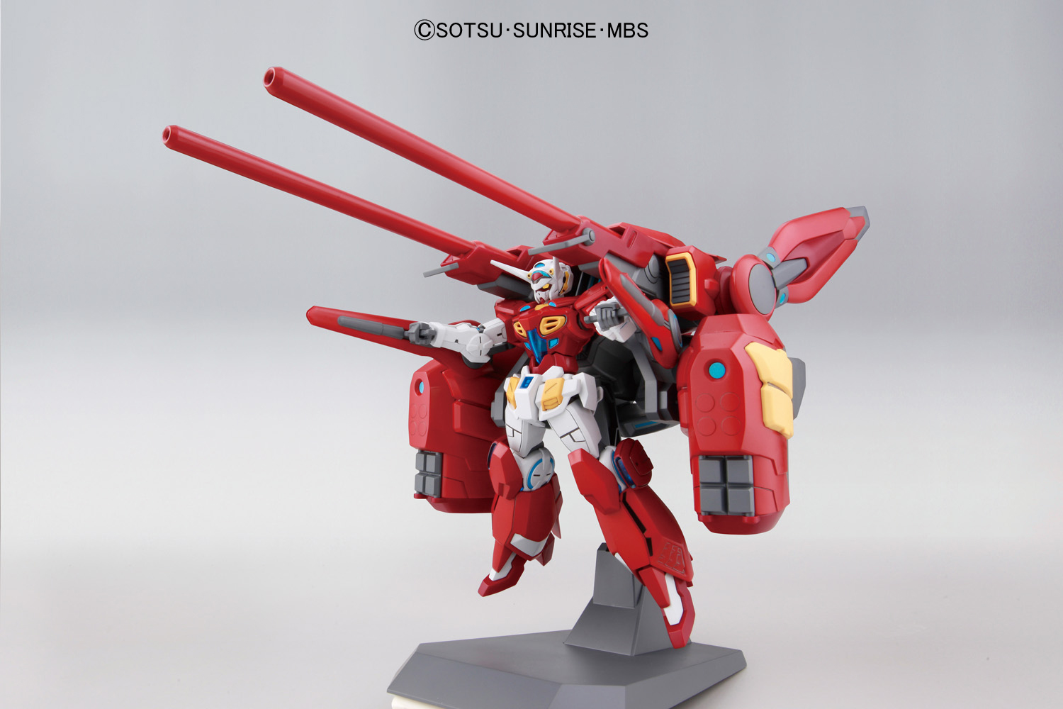 G-Self Gundam Assault Pack Reconguista in G HG Model Kit 4543112964212