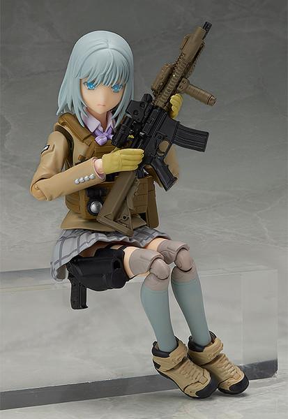 Rikka Shiina Little Armory Figma Figure