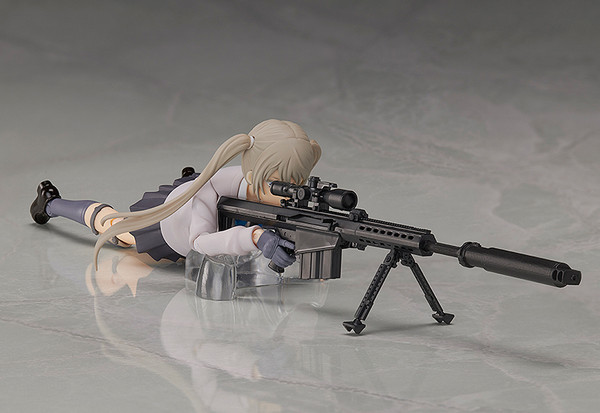 Maria Teruyasu Little Armory Figma Figure