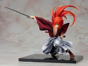 Kenshin Himura Rurouni Kenshin Meiji Swordsman Romantic Story Figure