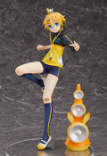 Kagamine Len Stylish Energy L Ver Hatsune Miku Project DIVA F 2nd Figure