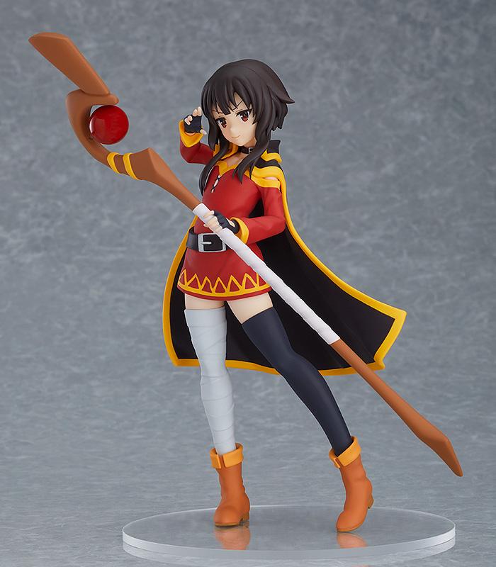 Megumin Konosuba Pop Up Parade Figure