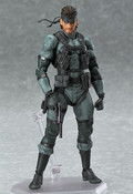 Solid Snake MGS2 Ver Metal Gear Solid 2 Sons of Liberty Figma Figure