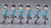 Matsuno Family Osomatsu-san Figma Figure Set