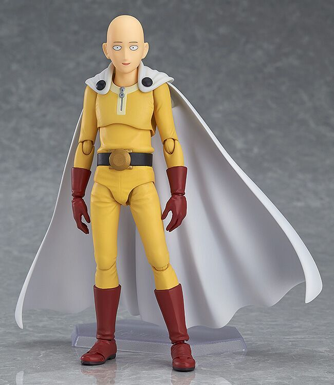 Saitama One Punch Man Figma Figure 4545784064450
