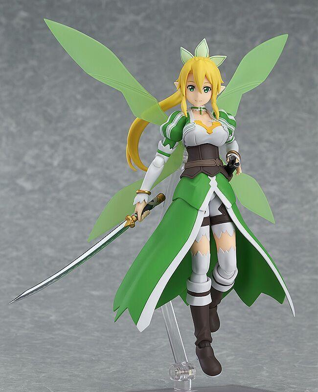 Leafa Sword Art Online Figma Figure 4545784064511