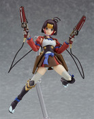 Mumei Kabaneri of the Iron Fortress Figma Figure