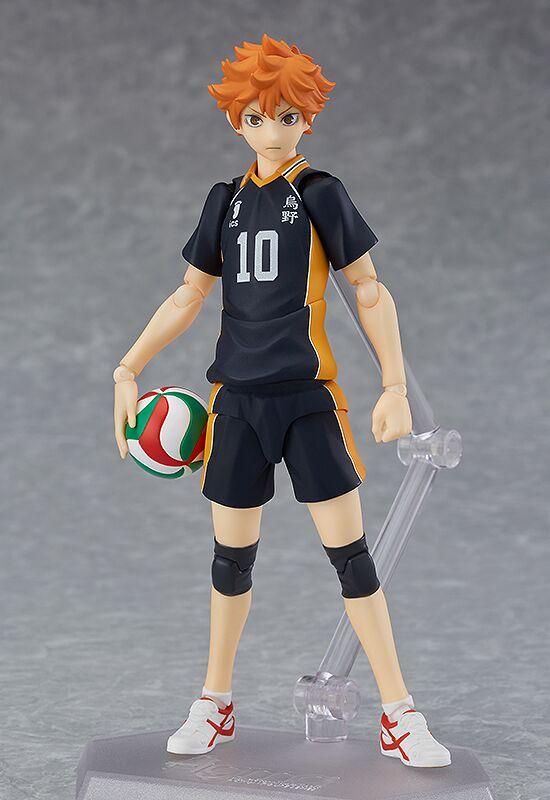 Shoyo Hinata Haikyu!! Figma Figure 4545784065013