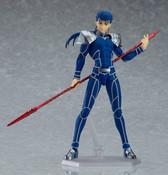 Lancer/Cu Chulainn (Re-run) Fate/Grand Order Figma Figure