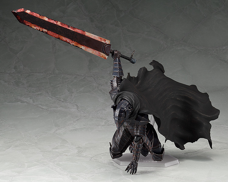 Guts Berserker Armor Ver Repaint Skull Edition Berserk Figma Figure