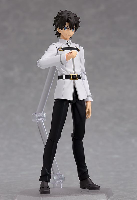 Fujimaru Ritsuka Fate/Grand Order Figma Figure