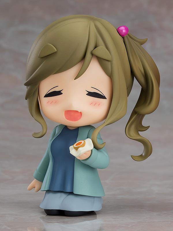 Aoi Inuyama Laid-Back Camp Nendoroid Figure