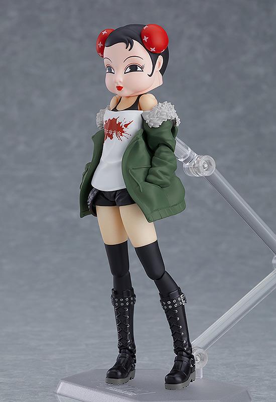 Futaba Sakura Persona 5 Figma Figure