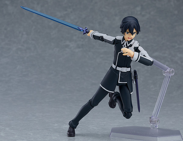 Kirito Sword Art Online Alicization Figma Figure
