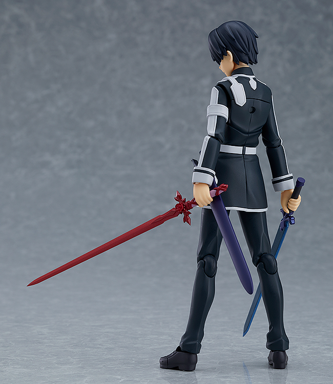Kirito Sword Art Online Alicization Figma Figure