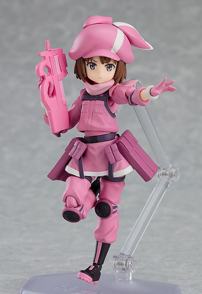 Llenn Sword Art Online Alternative Gun Gale Online Figma Figure