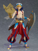 Gilgamesh Fate/Grand Order Absolute Demonic Front Babylonia Figma Figure