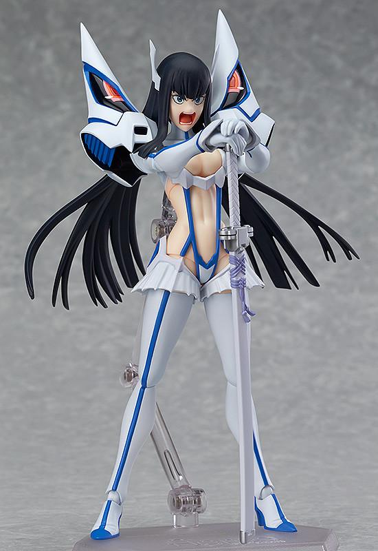Satsuki Kiryuin (Re-run) KILL la KILL Figma Figure