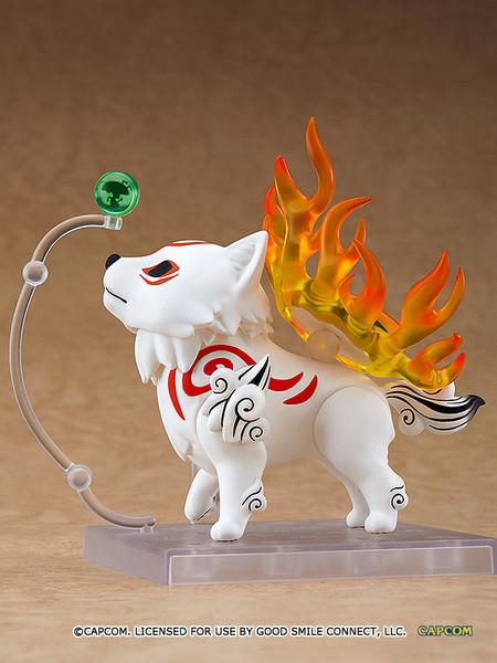 Amaterasu Okami Nendoroid Figure