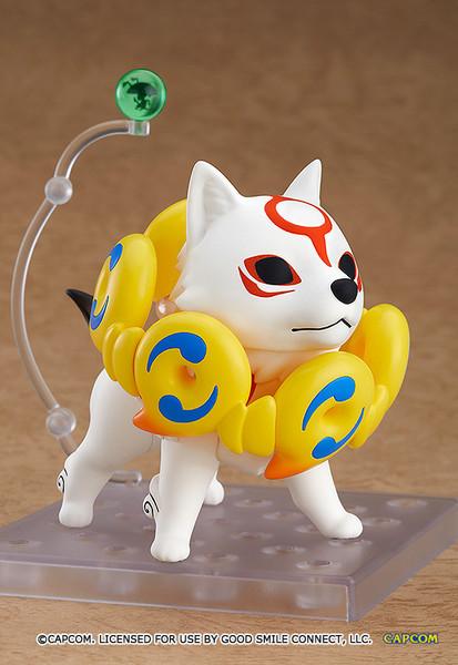 Amaterasu DX Ver Okami Nendoroid Figure
