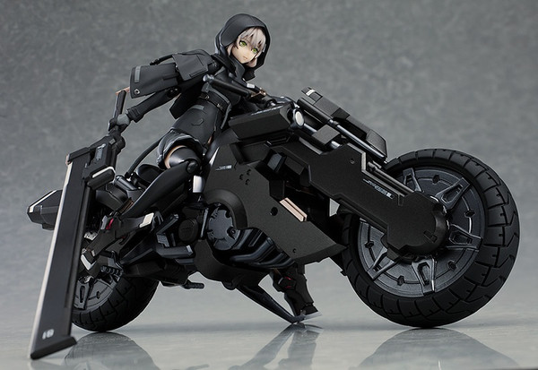 Ichi Heavily Armed High School Girls Figma Figure
