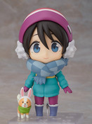 Ena Saito Laid-Back Camp Nendoroid Figure