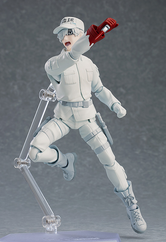 White Blood Cell Neutrophil Ver Cells at Work! Figma Figure