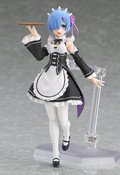 Rem (Re-run) Re:ZERO Figma Figure